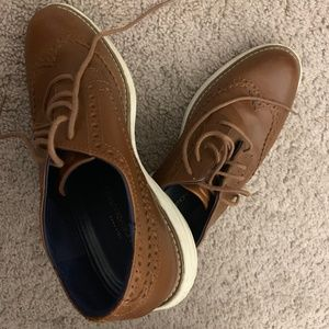 Colehaan leather oxfords in US 6.5